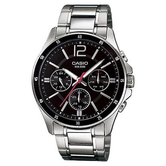 Casio นาฬิกาข้อมือ รุ่น MTP-1374D-1AVDF