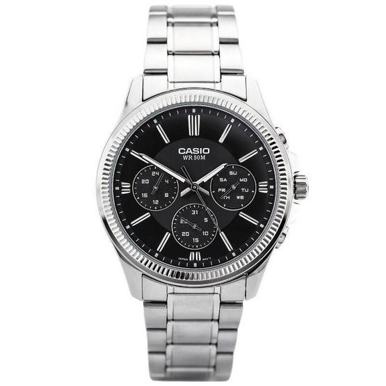 Casio นาฬิกาข้อมือ รุ่น MTP-1375D-1AVDF