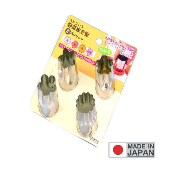 Kohbec แม่พิมพ์สำหรับผัก (เล็ก) (สินค้านำเข้าจากญี่ปุ่น)