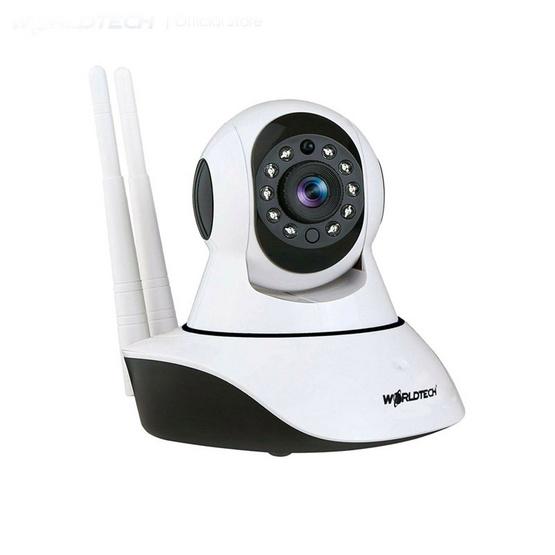 Worldtech กล้องวงจรปิด IP Camera รุ่น WT-CCM002IP720P(GV)