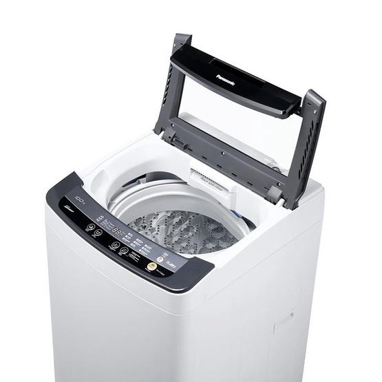 PANASONIC เครื่องซักผ้าฝาบน ขนาด 10 กิโลกรัม รุ่น NA-F100B5