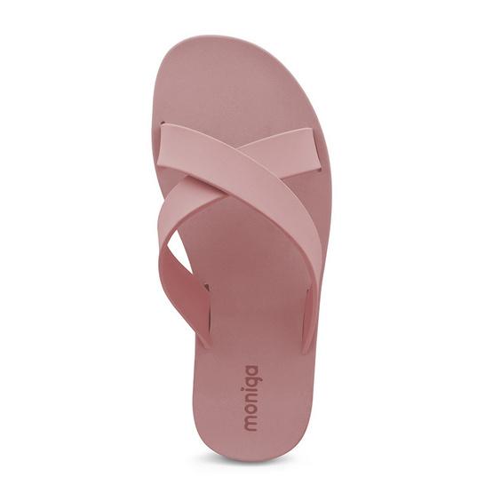 Monobo รองเท้า รุ่น  MONIGA Ivy ชมพูกะปิ