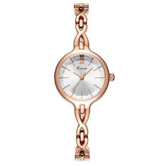 KIMIO นาฬิกาข้อมือ รุ่น KW6275-RG/WH