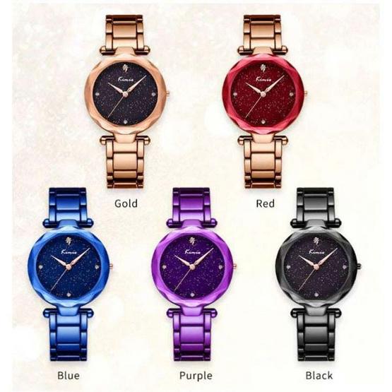 KIMIO นาฬิกาข้อมือ รุ่น KW6295-RG/BK