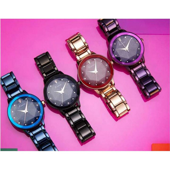 KIMIO นาฬิกาข้อมือ รุ่น KW6299-PU
