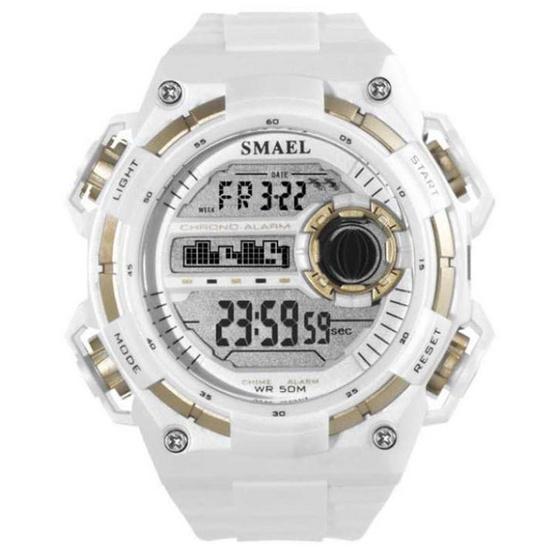 SMAEL นาฬิกาข้อมือ รุ่น SM1438-WH
