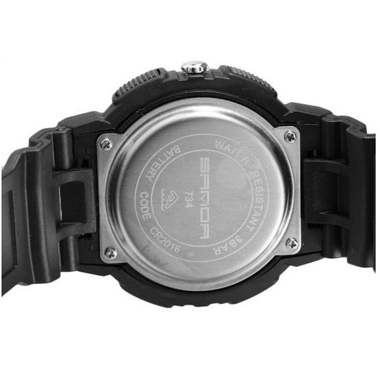 SANDA นาฬิกาข้อมือ รุ่น SW734-BK