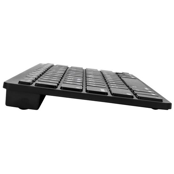 Targus (AKB55AP) คีย์บอร์ดบลูทูธ KB55 Multi-Platform Bluetooth Keyboard
