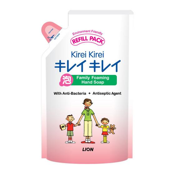 คิเรอิ คิเรอิ โฟมล้างมือ กลิ่น ออริจินัล ชนิดถุงเติม 200 มล.