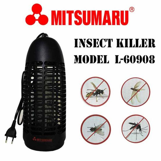 MITSUMARU โคมดักยุง 6  วัตต์ รุ่น L60908