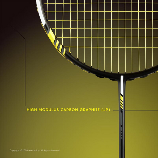 MatchPlay Powerhaus Badminton Racquet / ไม้แบดมินตัน Powerhaus Series