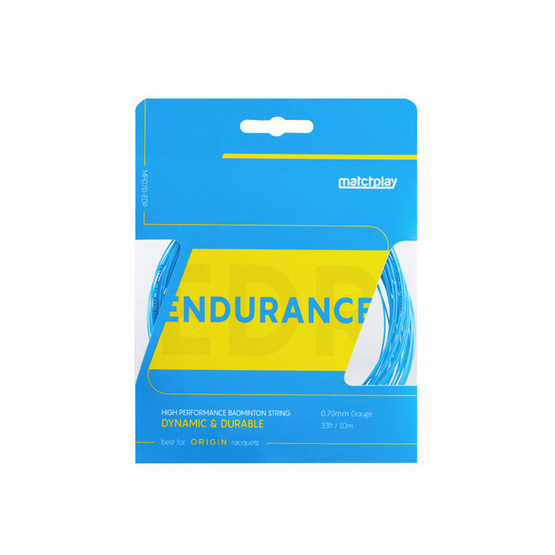 MatchPlay Endurance Badminton String / เอ็นแบดมินตัน