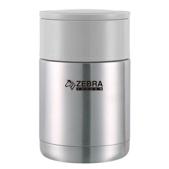 Zebra กระติกใส่อาหารสูญญากาศ Happy Meal ขนาด 0.8 ลิตร รุ่น 152-408
