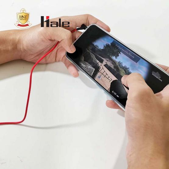 Hale หูฟังเล่นเกมส์ รุ่น HS-06