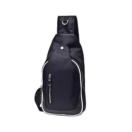OSAKA กระเป๋าสะพายไหล่ รุ่น NE513 สีดำ
