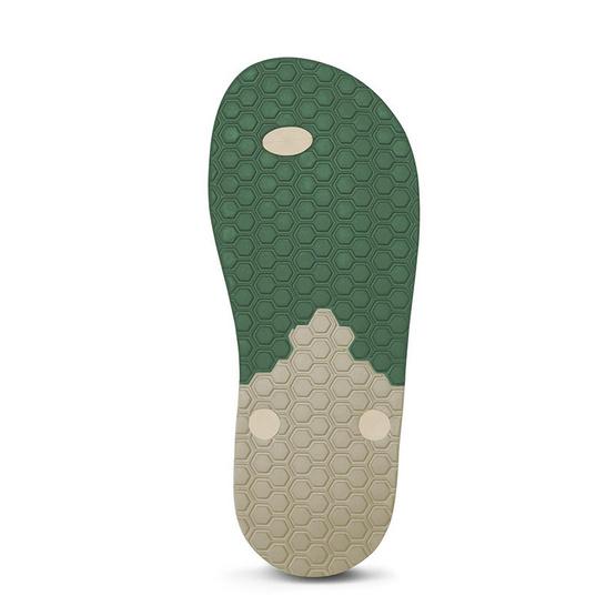 Rubber Soul รองเท้าแตะ รุ่น BALANCE สีขี้ม้า-เนื้อ