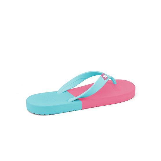 Rubber Soul รองเท้าแตะ รุ่น BALANCE สีเบบี้พิงค์-ฟ้าอ่อน