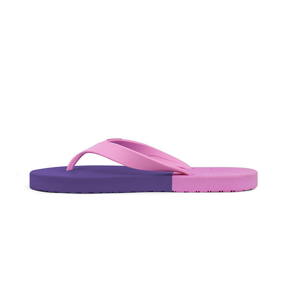 Rubber Soul รองเท้าแตะ รุ่น BALANCE สีม่วง-ชมพู