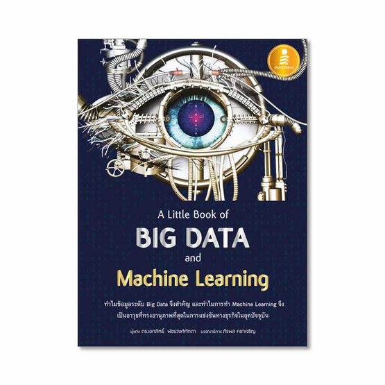A Little Book of Big Data and Machine Learning