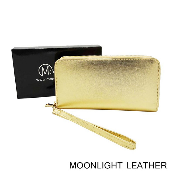 Moonlight WL099GOLD กระเป๋าสตางค์สีทองมงคล