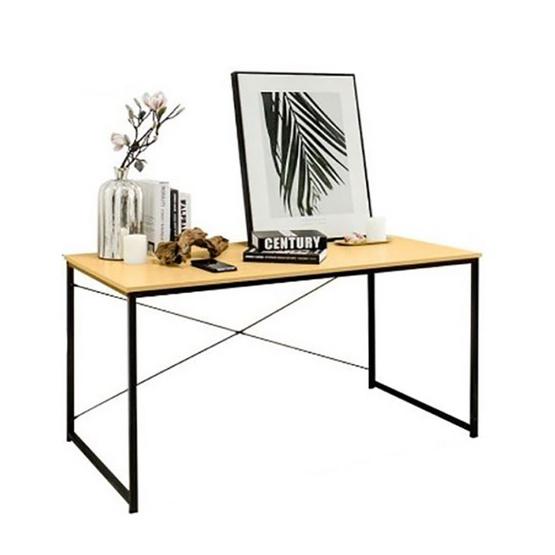 TS Modern Living โต๊ะทำงานไม้ ขนาด 120*60 ซม. รุ่น TA0003BE