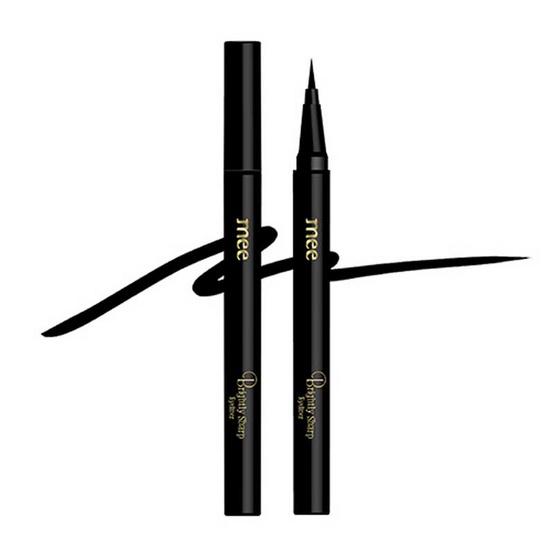 Mee อายไลเนอร์ Brightly Sharp Eyeliner S2 0.8 กรัม สีดำ