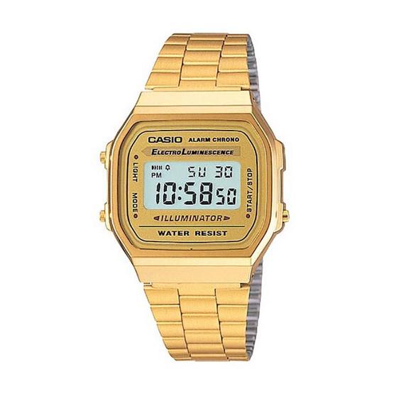 Casio นาฬิกาข้อมือ รุ่น A168WG-9