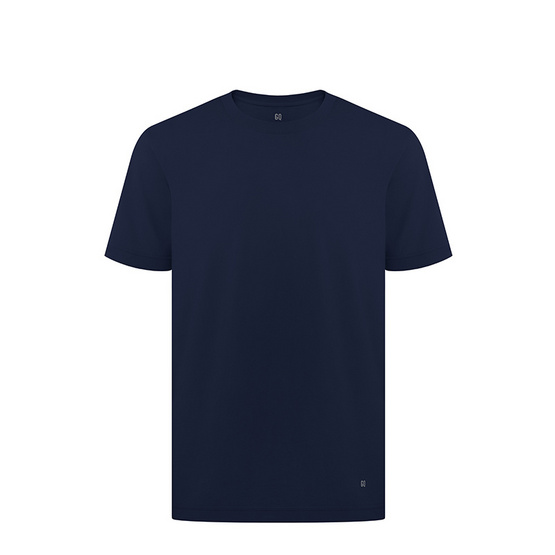 W GQเสื้อยืดสีกรม SIZE M
