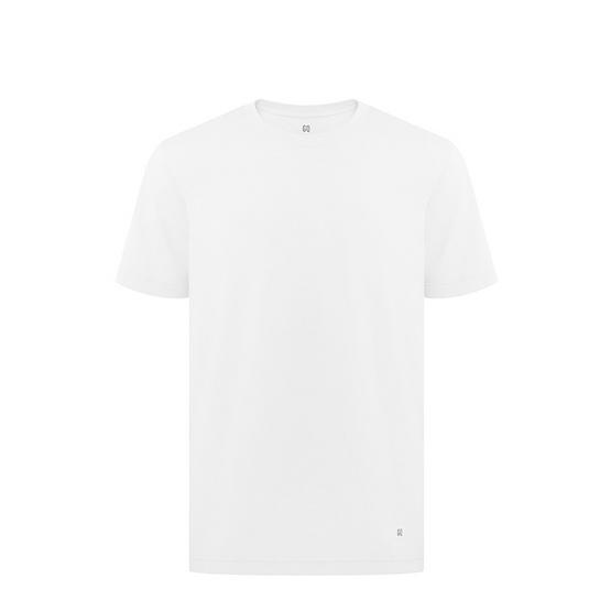 GQเสื้อยืดสีขาว SIZE L