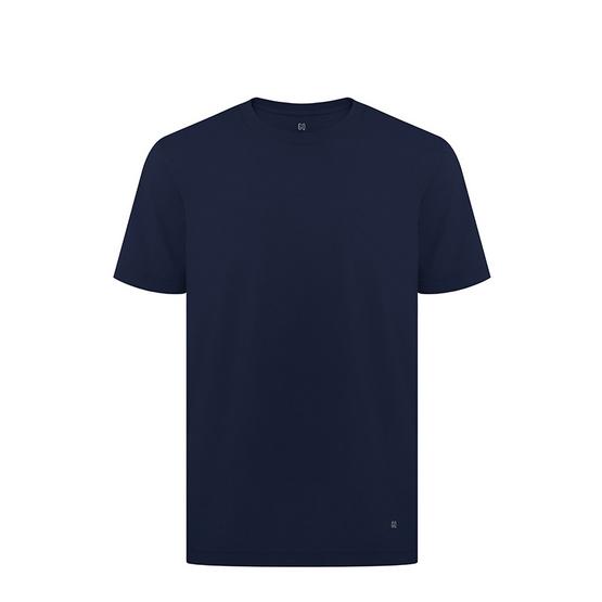 GQเสื้อยืดสีกรม SIZE L