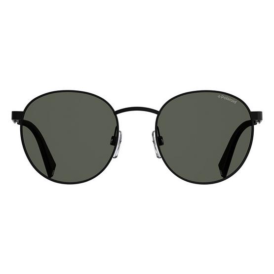 POLAROID แว่นตากันแดด เลนส์สีเขียว ขาแว่นสีดำ รุ่นPLD2053-807M9 (ฟรีแก้วน้ำ แบรนด์ POLAROID)