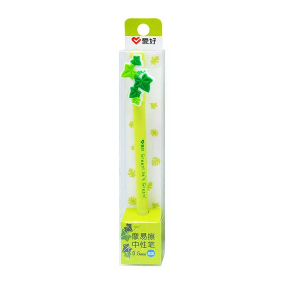 Aihao GP110 ปากกาเจลลบได้0.5มม. คละลาย (แพ็ก 4 ด้าม)