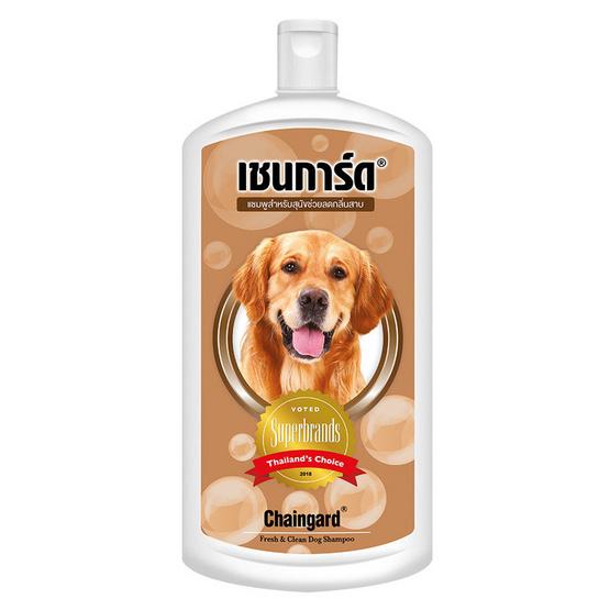 เชนการ์ด แชมพูสุนัขช่วยลดกลิ่นสาบ 350 มล.
