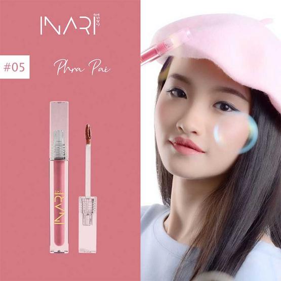 INARI ลิปแอนด์ชีค Lover Dessert Velvet #5 พระพาย