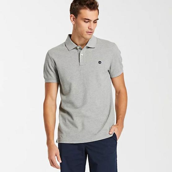 Timberland Polo Shirt Gray