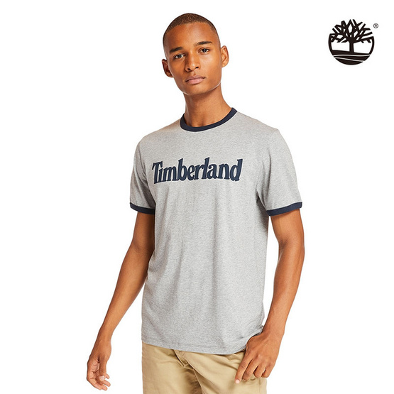 Timberland T-Shirt Gray