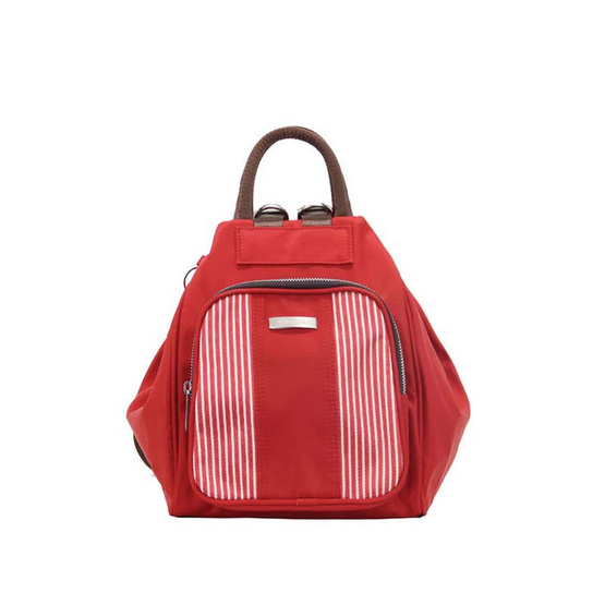 Huskies กระเป๋าสะพายแฟชั่น รุ่น HK02-787 RD สีแดง