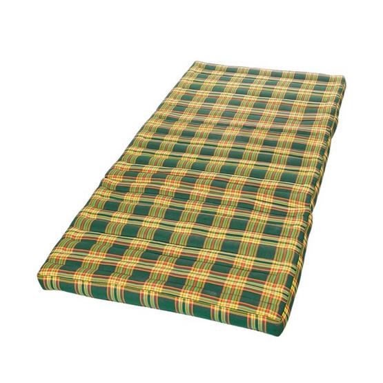 ที่นอนลายสก็อต 3 ฟุต สีเขียว