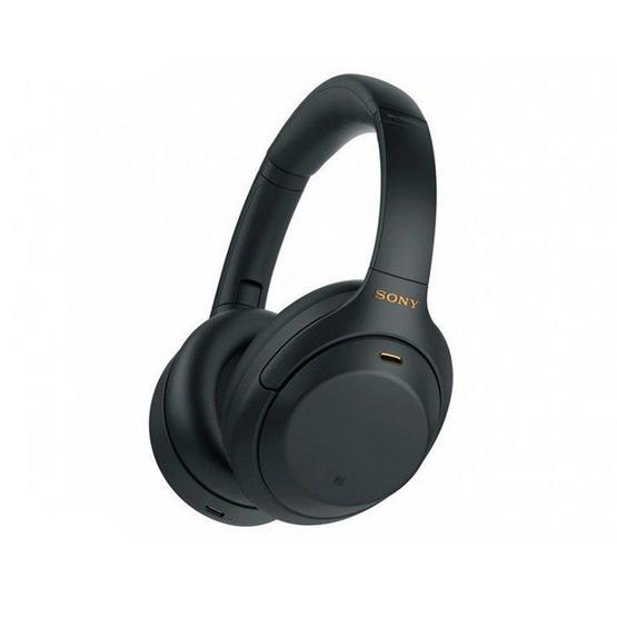 Sony หูฟังบลูทูธตัดเสียงรบกวนแบบครอบหู รุ่น WH-1000XM4