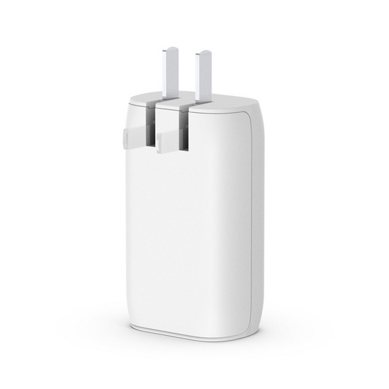Belkin Charger หัวชาร์จ 30W (18W+12W) USB-A และ USB-C (t)
