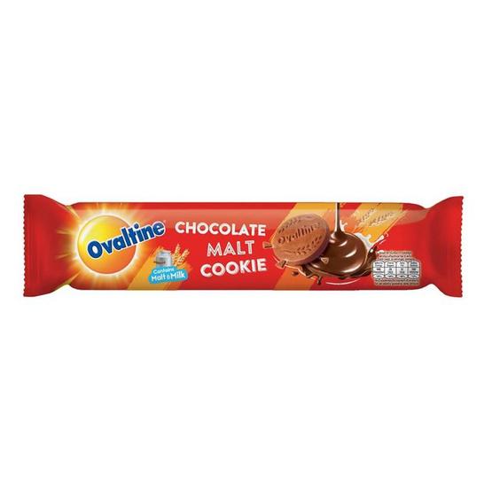 โอวัลตินคุกกี้สอดไส้ช็อกโกแลต 130 กรัม