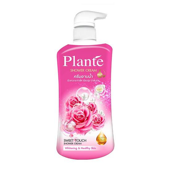 Plante แพลนเต้ ครีมอาบน้ำ กลิ่น สวีททัช 500 มล.