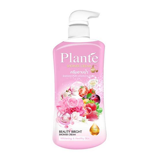 Plante แพลนเต้ ครีมอาบน้ำ กลิ่น บิวตี้ไบร์ท 500 มล.