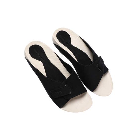 Rebecca Lim's by Talon รุ่น HONGKONG รองเท้าสุขภาพ / Black