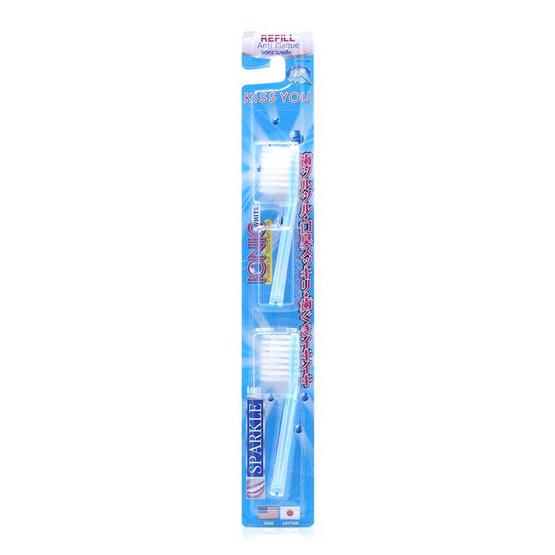Sparkle รีฟิลแปรงสีฟัน ไอออนิค คละสี