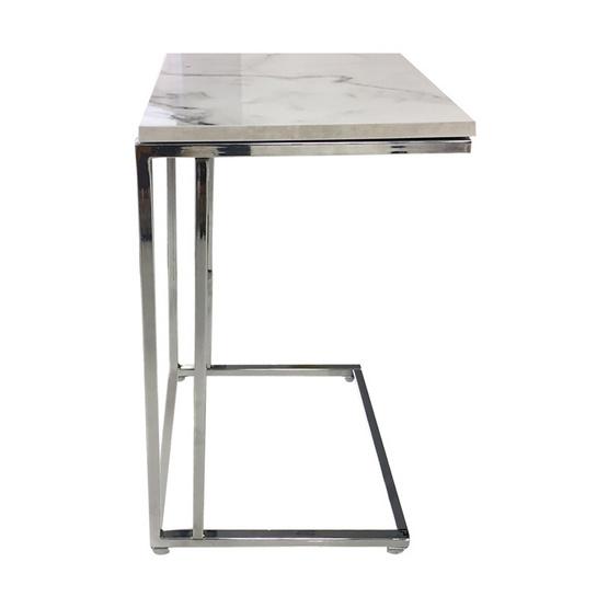 PAN โต๊ะสไลด์ลายหินอ่อน
