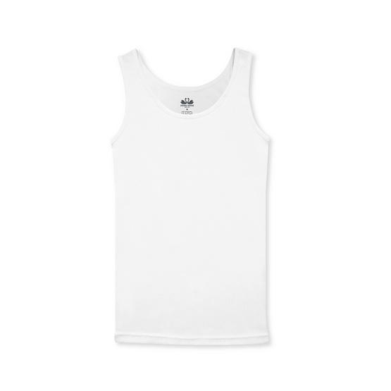 Double Goose ตราห่านคู่ เสื้อกล้ามผู้หญิง รุ่น Lady Collection สีขาว