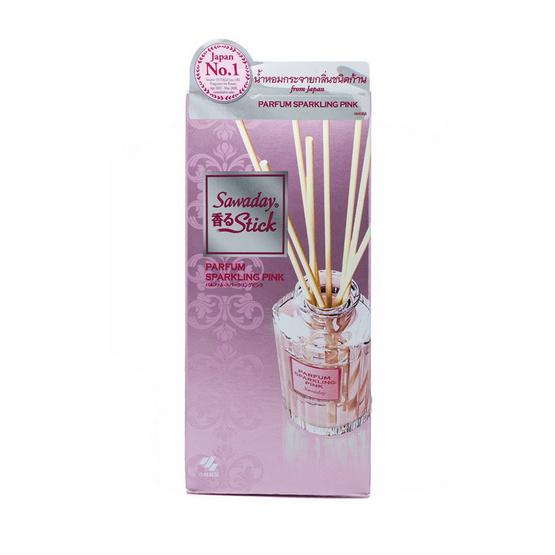 ซาวาเดน้ำหอมกระจายกลิ่นชนิดก้าน กลิ่นสปาร์คลิ่งพิงค์ PARFUM-SPARKLING PINK 70 มล.