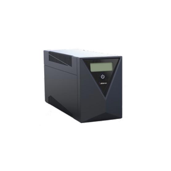 Ablerex เครื่องสำรองไฟ GR1000 1000va/630w LED display