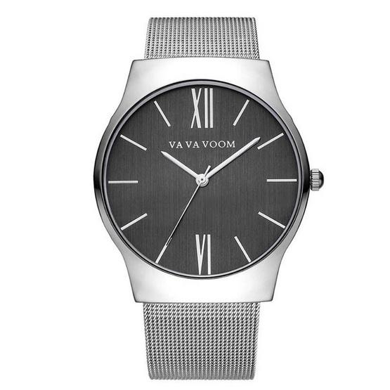 นาฬิกาข้อมือ รุ่น VA8001-SI/BK